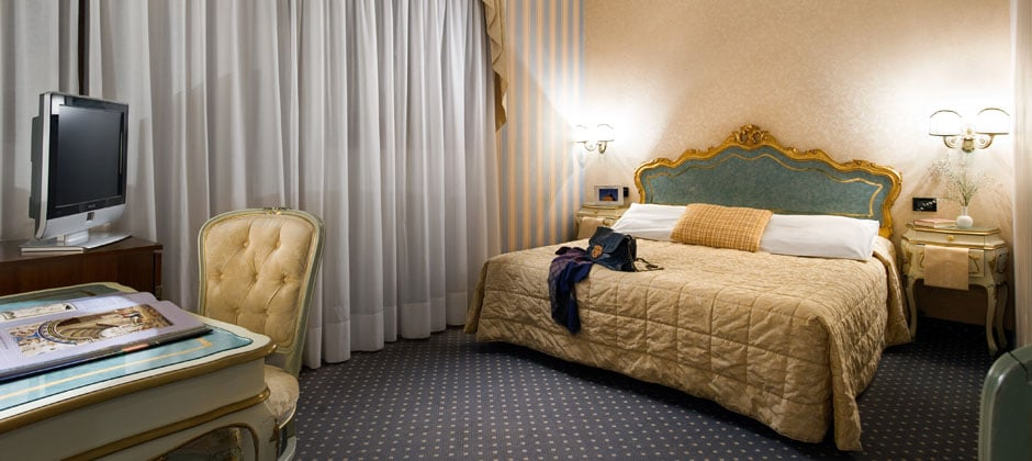 Chambre Double Classique - Hotel Carlton on the Grand Canal