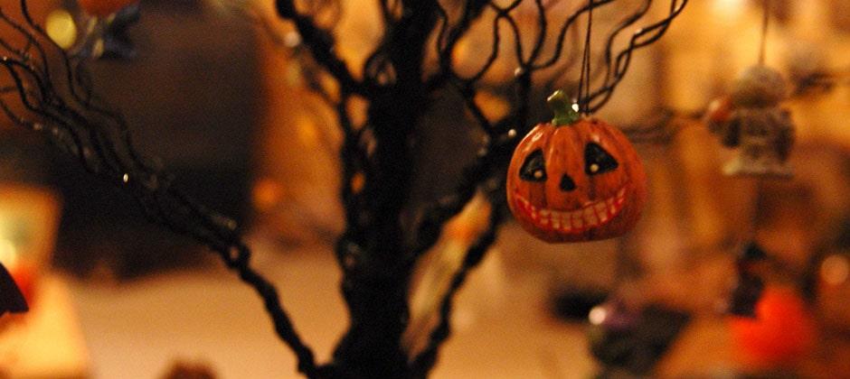 Heureux Halloween à Venise!
