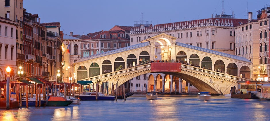 Itinerary 1 – One day in Venice
