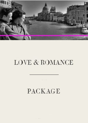 LIEBE UND ROMANTIK IN VENEDIG