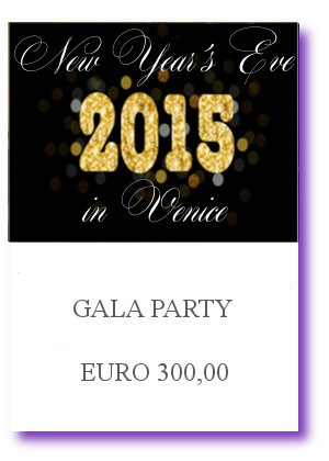 New Year eve gala party