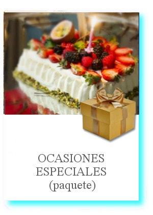 OCASIONES ESPECIALES