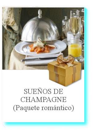 SUEÑOS DE CHAMPAGNE EN VENECIA – Paquete romántico