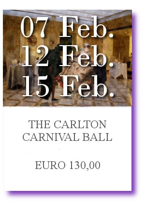 THE CARLTON CARNIVAL BALL