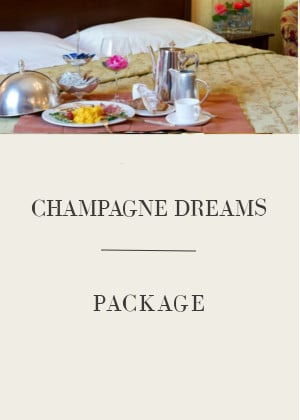 CHAMPAGNE DREAMS IN VENICE – Romantic Package