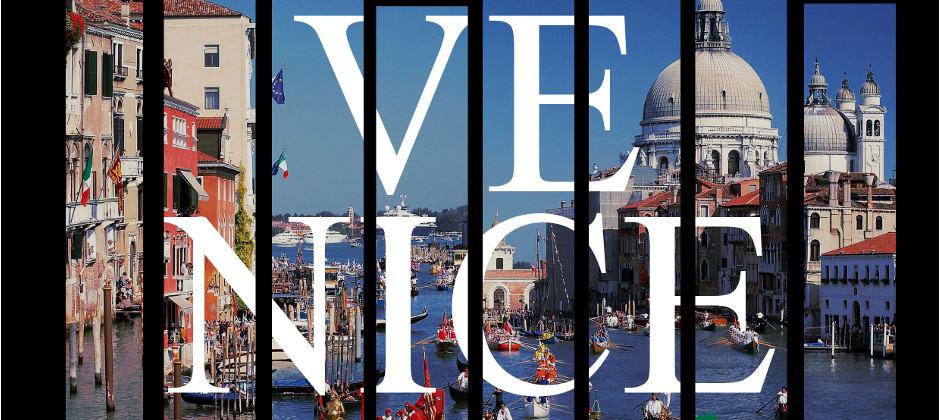 Historische Regatta von Venedig
