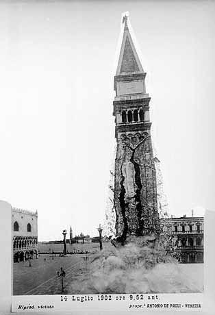 Crollo del Campanile di San Marco