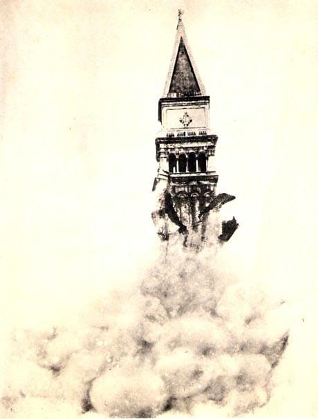 Crollo del Campanile di San Marco2