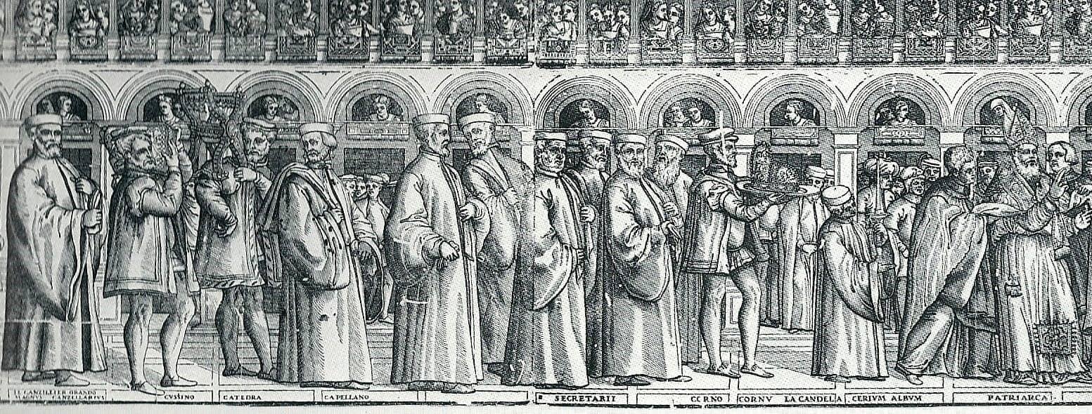 I Trionfi del Doge di Venezia
