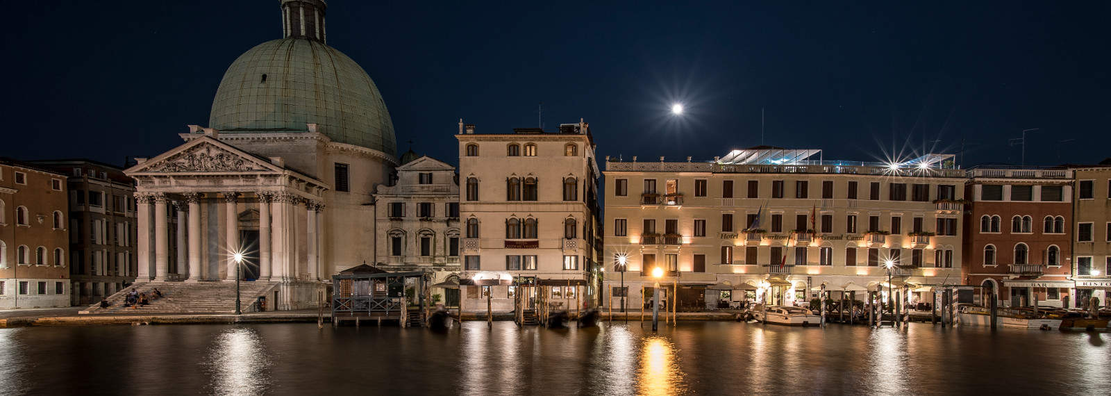 Hotel Carlton On The Grand Canal - Official Site - 4 Stars Hotel in Venice