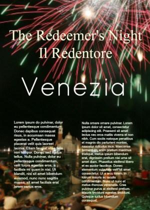 La Fiesta del Redentor en Venecia