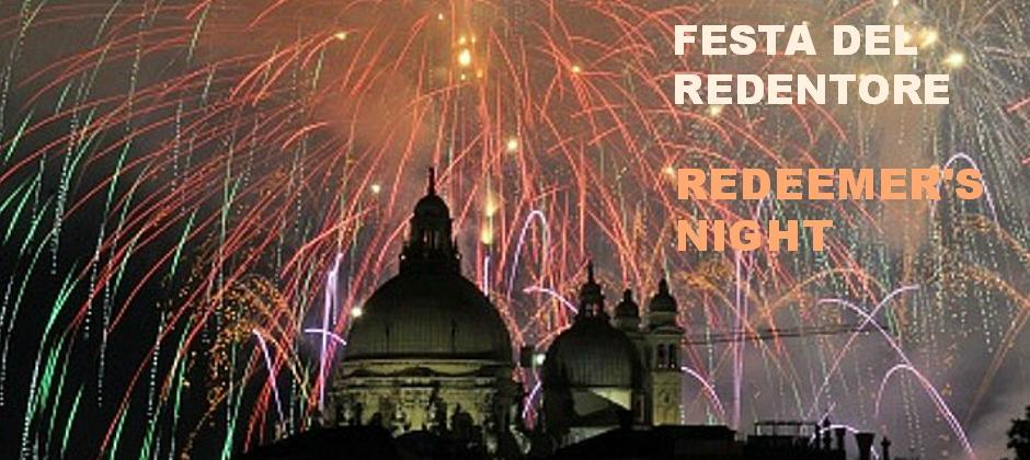 The Redeemer's Festival in Venice