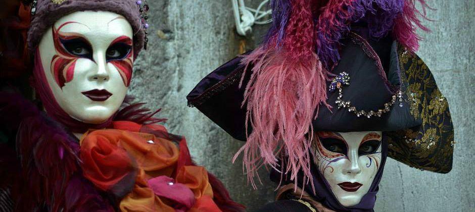 Karneval in Venedig Pauschalpaket
