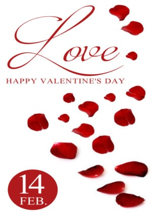 La Saint Valentin à Venise