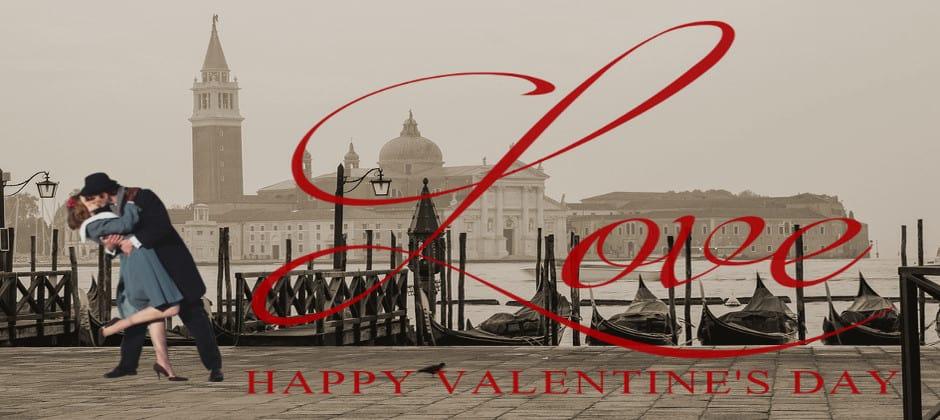 San Valentino a Venezia