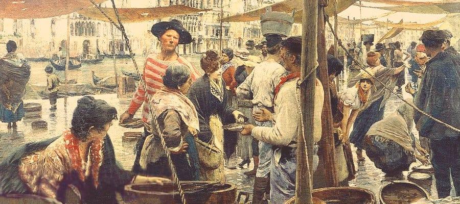 Die traditionelle venezianische Küche