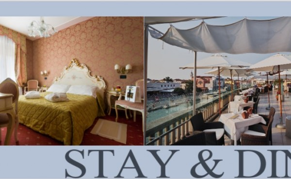 Stay and Dine Package