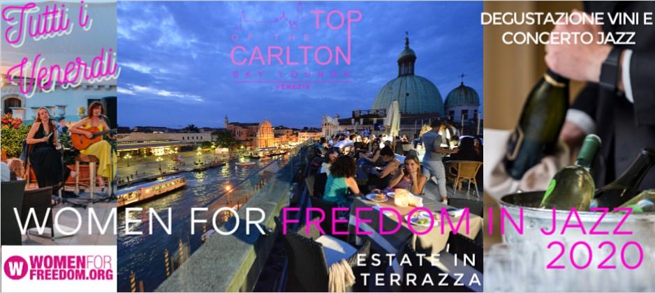 ESTATE 2020 – Women For Freedom in Jazz… con Sorpresa!