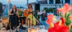 Every Friday: Jazz concerts and wine tasting